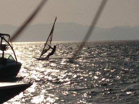 Fancy some kitesurfing?