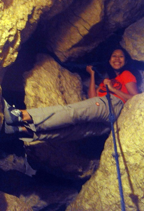 Hanging out a Sagada is definitely an experience.
