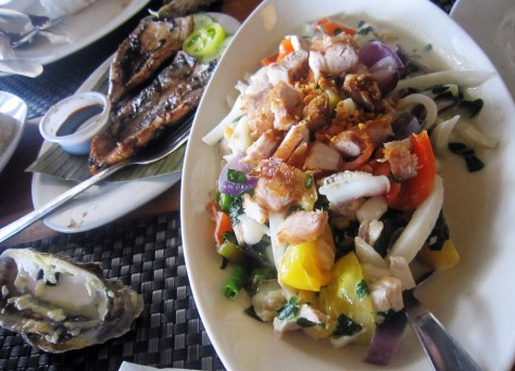 Dumaguete Express at Lab-as Restaurant