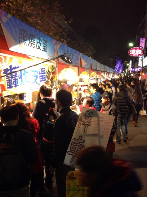 In my humble giddy-glutton-tourist opinion, the night food market outside practically outshone the fete. There were so many savoury and sweet treats to check out, and so little time!
