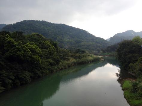 Shifen landscape