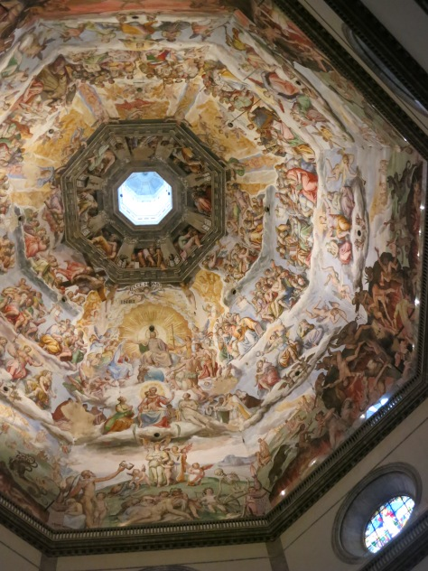 Visual overload at the Duomo