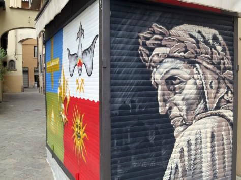 Dante Alighieri -- true-to-life Florentine rock star