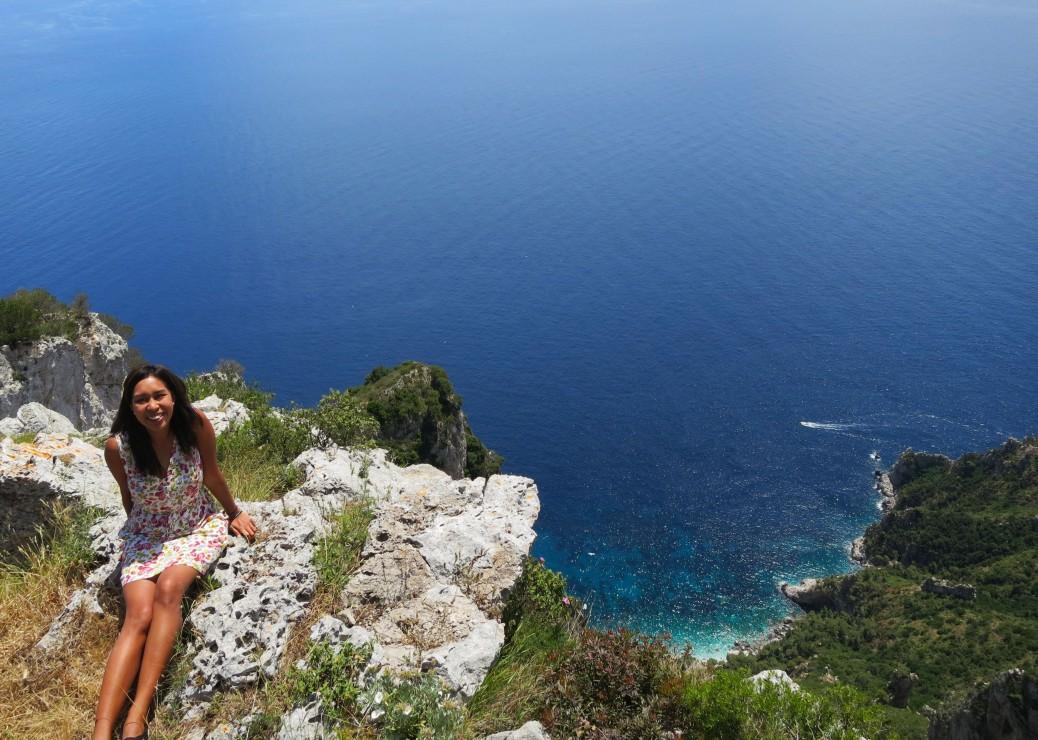 High Spirits in Capri