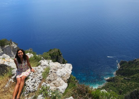 High Spirits in Capri