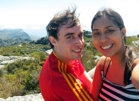 These Big Smiles were brought to you by Cape Town, in cooperation with Table Mountain and Mama Africa.