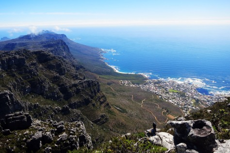 360 views on top of Table Mountain
