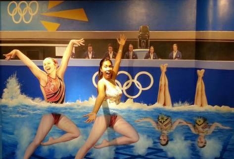 Trick Eye Museum - Swimming