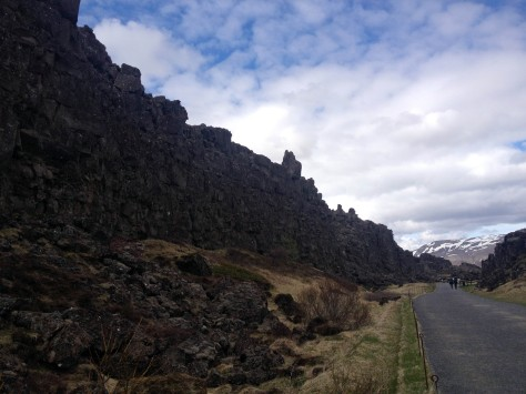 Still on Þingvellir -- it was also the site where several scenes of Game of Thrones were filmed. Once you get there, you'll understand why.