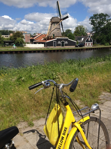 Yellow City Bike Tours Amsterdam