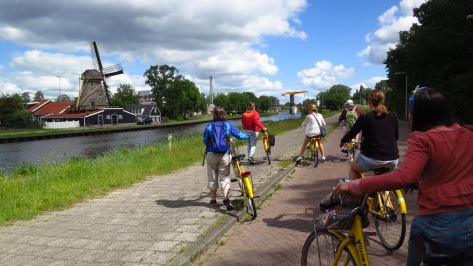 Amsterdam Countryside Biking