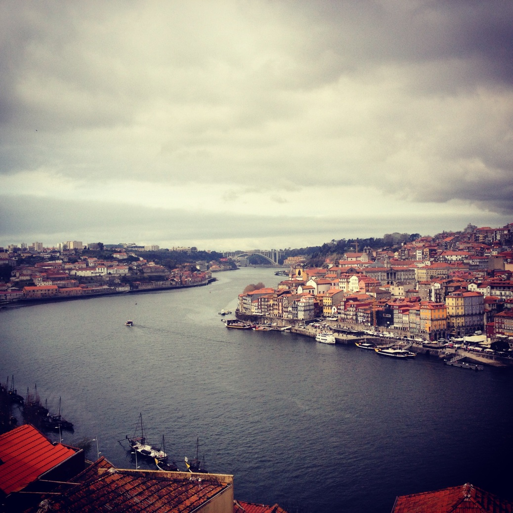 Why, hello there, pretty Porto
