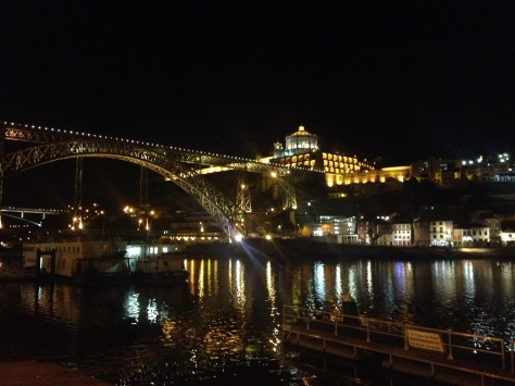 Good night, sweet Porto. 'Til we see each other again.