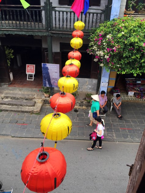 Hoi An Old Town Lanterns
