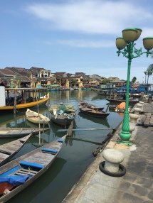 Hoi An Old Town River