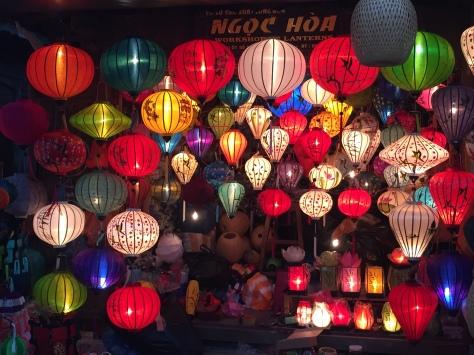 Hoi An Ancient Town Lanterns