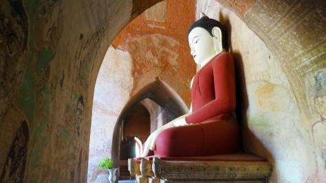 A peek at Dhamanyangyi
