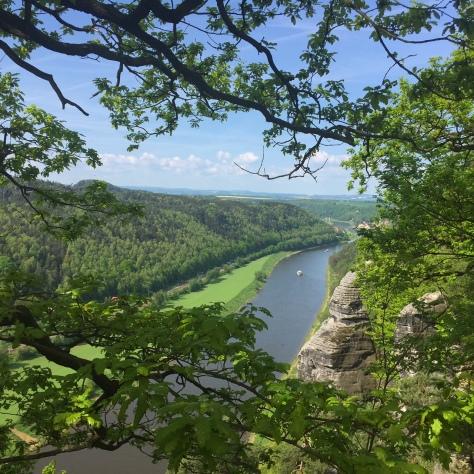 Elbe Lookout