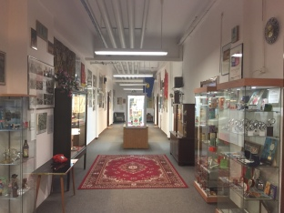 History and curiosities galore in the DDR Museum